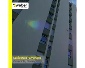 Reportage sur weber.therm XM ultra 22